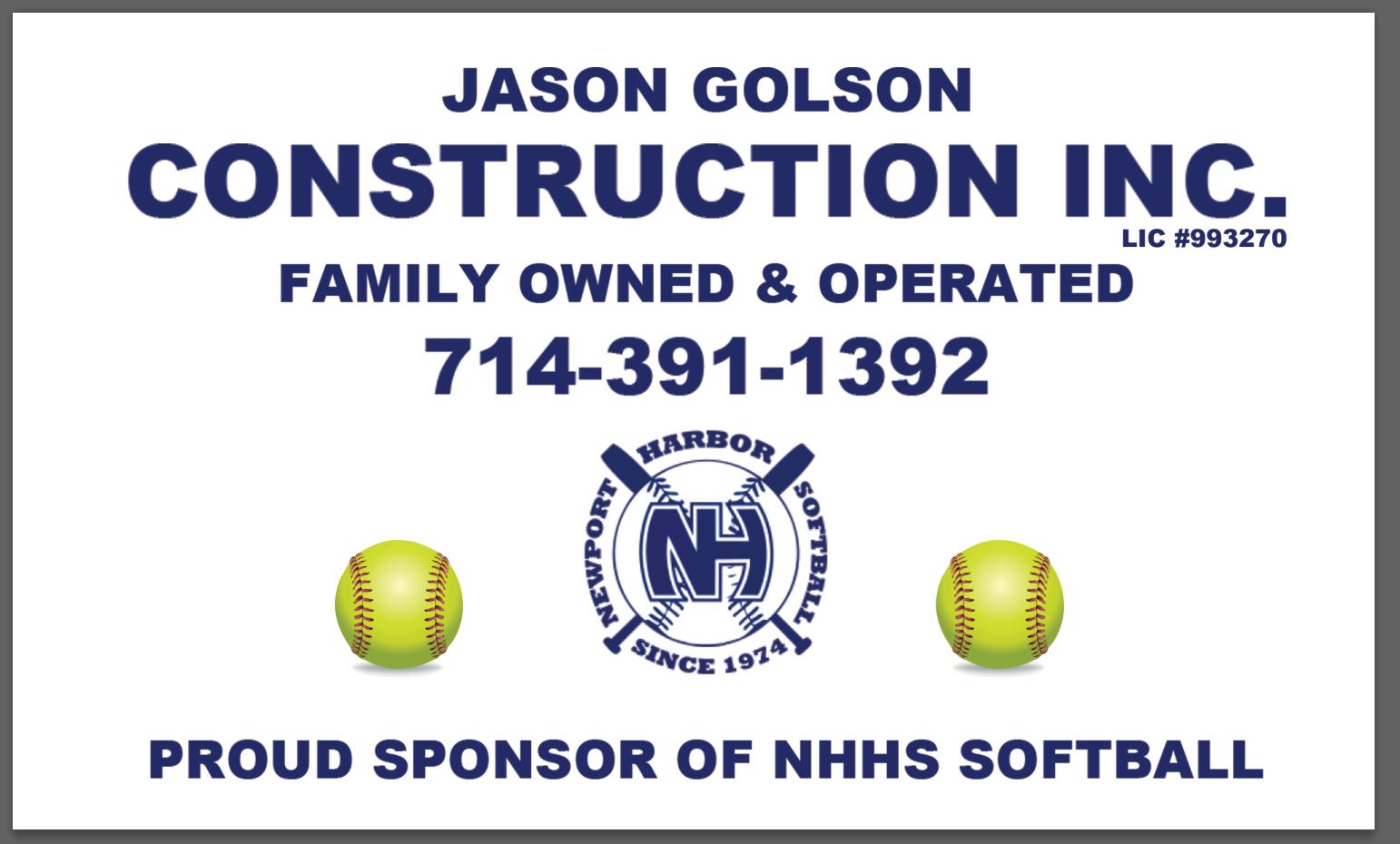 Golson Construction